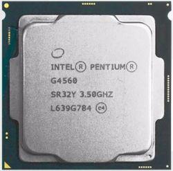 cpu s-1151 pentium-g4560 box