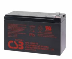 ups battery csb ups12460 9 f2 12v 9ah